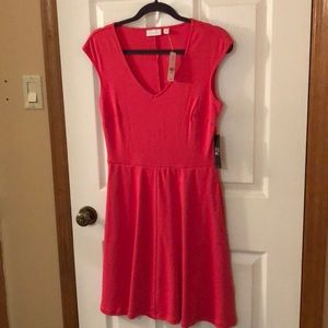 New York & Company fit and flare dress NWT